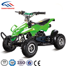 49cc 2 stroke lovely car mini HAWK quad atv for kids pull starter new design with CE sport fly hawk quad atv