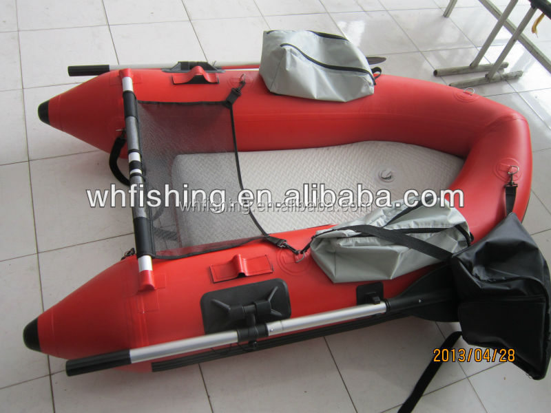 2015 new hand made float tube pvc inflatable fly fishing for Fly fishing raft for sale