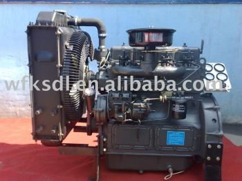 ricardo 495d small marine diesel engine