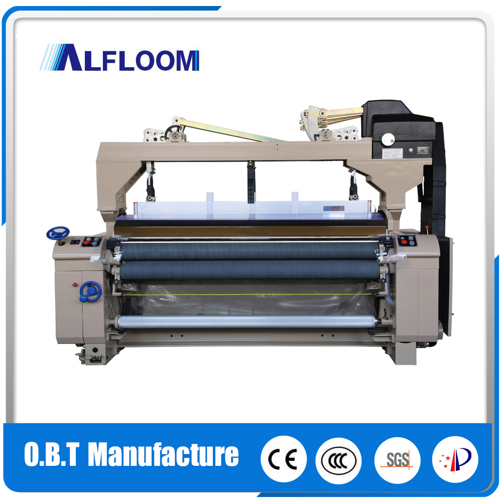 Power water jet loom textile machine with spare parts