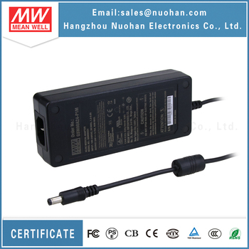 Mean Well GSM90A24-P1M 90w 24v medical adaptor 90w 24v adaptor