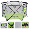Top Selling Baby Products Indoor and Outdoor Baby Play Yard Easy Folding Travel Play Pen With Double Lock