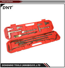 13pcs Heavy-Duty Body Pry Bar Auto Repair Tool, Engine Repair Tools, Auto Maintenance Tool