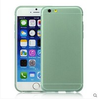 2014 new product 0.7 mm ultra thin cell phone case for iphone 6 4.7 inch and 5.5 inch