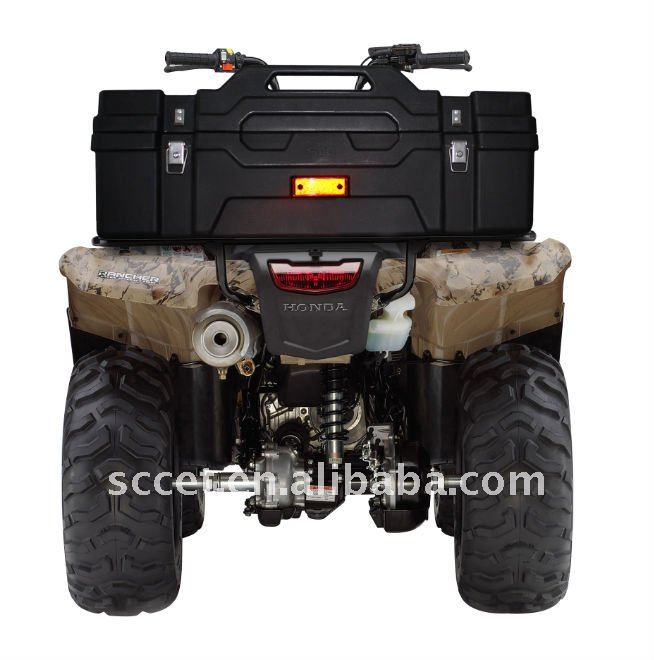 250cc, 85L ATV Case&Plastic Case (suitable for most ATVs like Honda, Suzuki,Bombardier...)