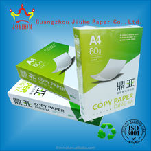 Wholesale product a4 paper ream and price