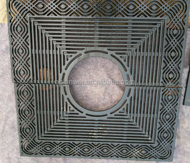 cast <strong>iron</strong> tree grate