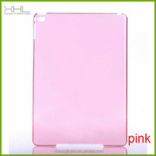 Wholesale crystal PC hard cases for ipad air 2,for ipad air 2 tablet cover case