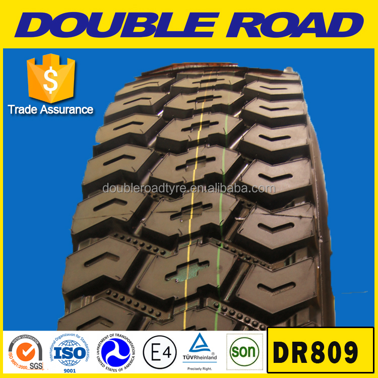high quality cheap price DOUBLE ROAD heavy duty truck tyre 9.00r20 10.00r20 1100r20 1200r20 12.00r24 truck tire for sale