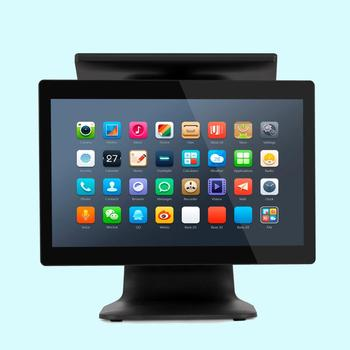 Pos System Peripherals 15 Inches Touch Screen LCD Display POS Monitor