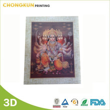 3d hindu god picture