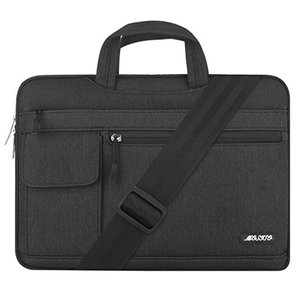 Protective Laptop Shoulder Bag Messenger Briefcase Handbag Carry on Handbag Sleeve Case Cover