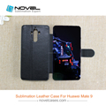 China high quality PU leather phone case for Mate 9