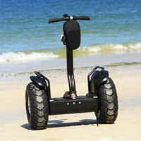 Onward 2015 US hot sale 19 inch two wheels self balancing off road electric scooter with brushless motor