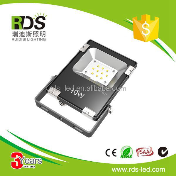 3 years warranty 120lm/w 24 volt outdoor led flood light