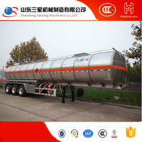 High Quality 3 Axles LPG Transport