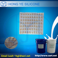 liquid moulding silicone rubber for jewelry product