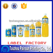Made inChina Excellent Quality PVC film shrink label printing & Automatic Labeling Machine