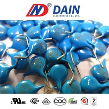 High quality Ceramic disc capacitor safety Y ceramic capacitor 102k 222k