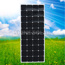 Import China Manufacturers Cheap Price Per Watt flexible Solar Panels 180w 200w