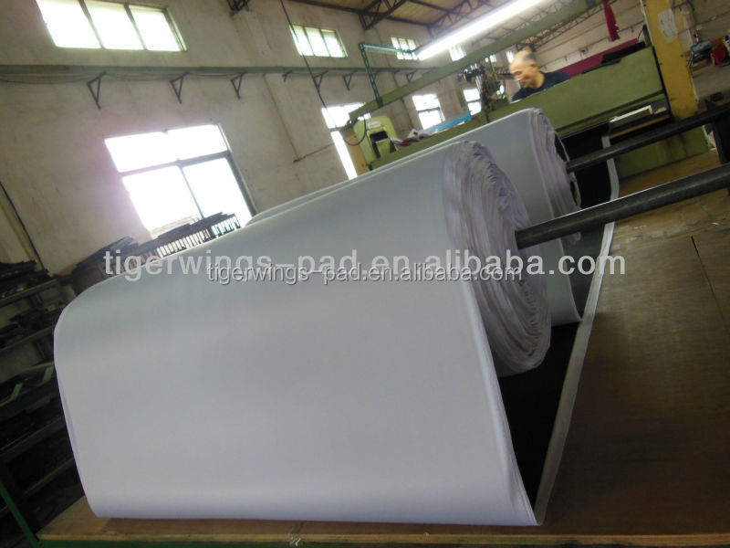 Tigerwingspad natural rubber sheets/thick rubber sheet home depot