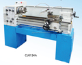 cj series horizontal lathe/cj6130a/ swing ove bed 300mm 12''