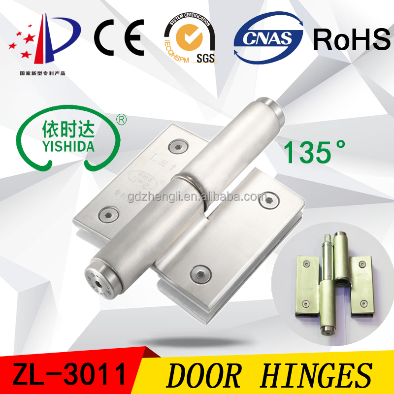 Stainless steel door closer