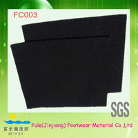 Black Rubber Underlay