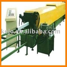 Price of supplier rainwater gutter pipe cold roll forming machine