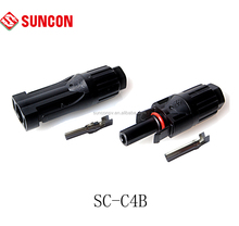 Photovoltaic Solar Power MC4 Solar cable Connector mc4 solar connector
