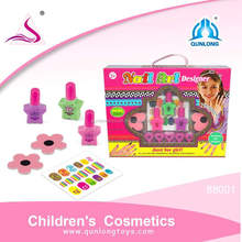 Top quality kids makeup sets plastic toy makeup set for sale 88001