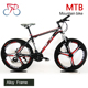 china bicycle factory 26er aluminium alloy mtb downhill mountain bike bicycle tandem bike