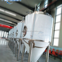 Conical Beer Fermenter Beer Brewing Equipment