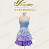 Flower Fairy colorful short dress