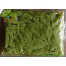 konjac spinach noodles, spinach food from Chinese supplier