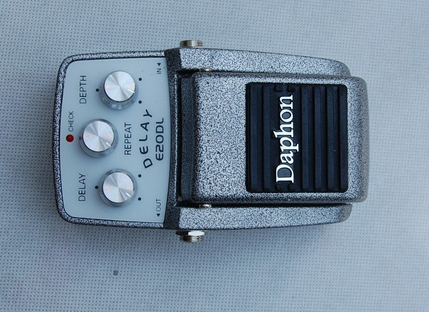 Kailing Daphon Guitar effect pedals with metal encosure E20DL