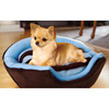 Hot selling wholesale cheap indoor folding fabric dog house