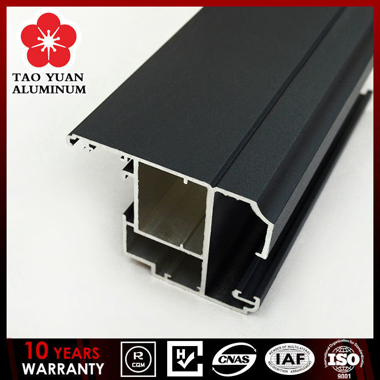 extruded aluminum window frame anodizing metal window frame