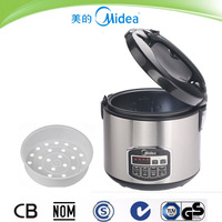 Midea multi cooker 20 in 1 and electric heating element slow cooker 5L