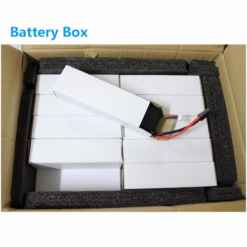 Aeolian 22000mAh high capacity 14.8V 4s 25C with Dean Jst connector Lipo battery