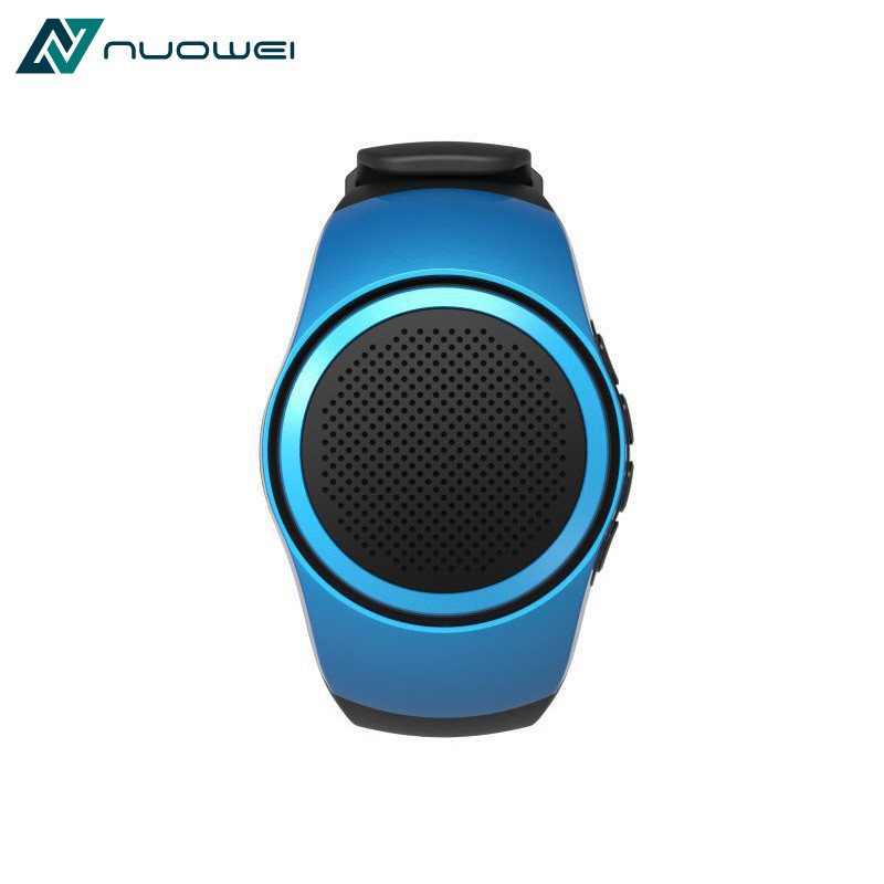 Fashion wireless watch portable mini sport outdoor bluetooth <strong>speaker</strong> for bicycle
