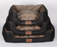 COO-2347 Hot Selling New Sexy Leopard Pet Bed Luxury Dog Product