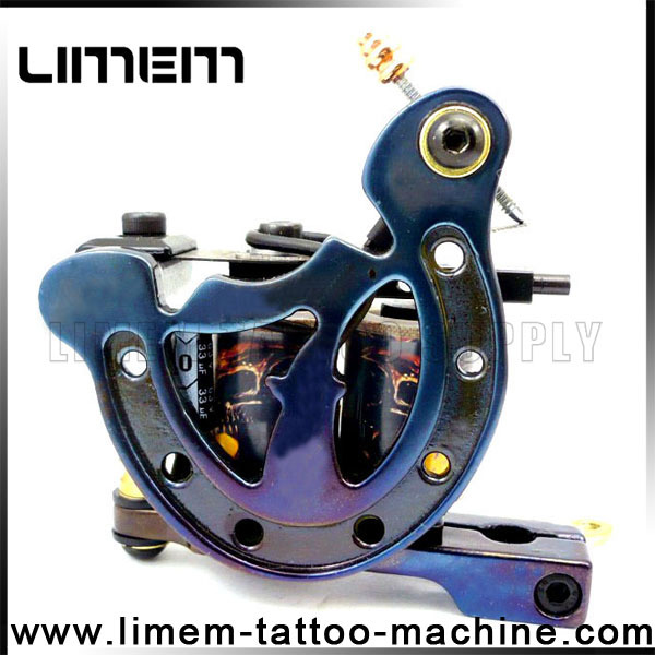 Special Design Tattoo Liner 10 wrap tattoo machine Gun iron tattoo machine