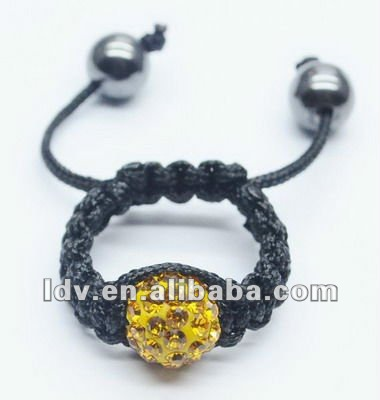 shamballa crystal tat ring