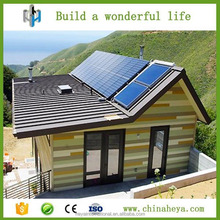 CE approved pre built germany mobile shelter prefab homes