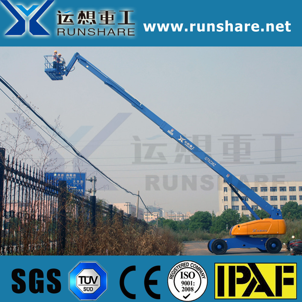 38m self-propelled aerial work platform