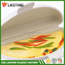 NEW Microwave Omelette Maker Easy Fast Cook Cooking Plastic Container