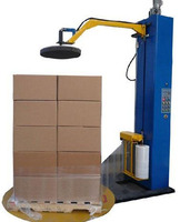 High quality pallet stretch wrapping machine/film packing equipment