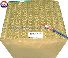 150 Shots Z-Shape 1.3G Professional Fireworks Display Cake Manufacturers
