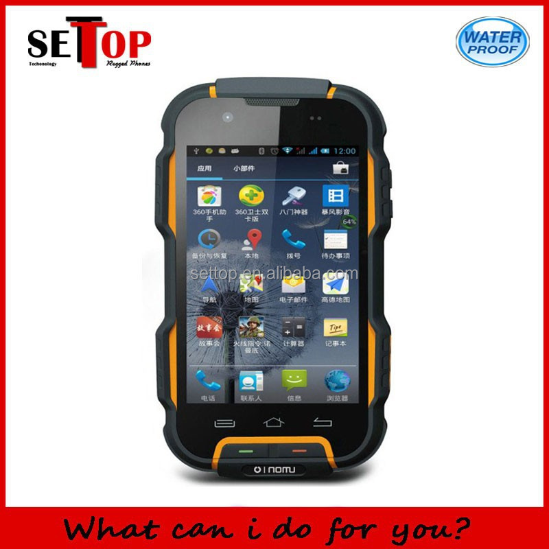 the best mobile phone LMV9 rugged outdoor cell phone